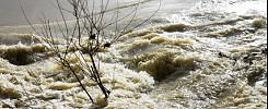 1. Van kabbelend beekje naar een niets ontziende vloed.